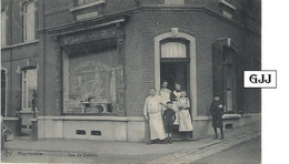 CHARLEROI - MARCINELLE - Rue Du Basson - Boucherie CALLEBAUT - SCHOONHEYT - Charleroi