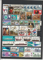 Plates With MNH Items. - Colecciones Completas