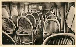 Intérieut D'un Avion Bar BLERIOT  15 Passagers    2035 - 1919-1938: Between Wars