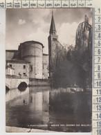 PORTOGRUARO VENEZIA DUOMO DAI MULINI ABSIDE VG  1956 - Venezia (Venice)