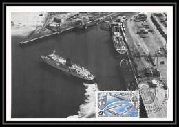 3277/ Carte Maximum (card) France N°1925 Extensions Portuaires De Dunkerque Port - 1970-79
