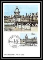 3456/ Carte Maximum (card) France N°1994 TABLEAU (PAINTING) Œuvre Originale De Bernard Buffet - 1970-79