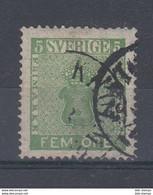 Schweden Michel Cat.No. Used 7 (2) - Oblitérés