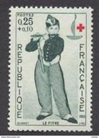 France - YT 1401 (1963) Au Profit De La Croix-Rouge. Centenaire De La Croix-Rouge Internationale. Le Fifre, Par Manet - Nuevos