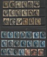 Set King Roi Koning Leopold I Medaillon - See Scan - 1849-1865 Medaillen (Sonstige)
