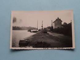 BREE Kanaal 31-5-1936 ( Eugene Herbos Op Achterkant ) > ( Formaat +/- 11 X 7 Cm. / Zie Scan ) ! - Places