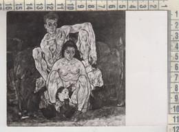 NUDO SENI NUDI SCHIELE WIEN DIE FAMILIE 1918 - Schiele