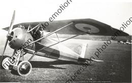 PHOTO AVION RETIRAGE REPRINT   Morane Saulnier Type L - Aviation