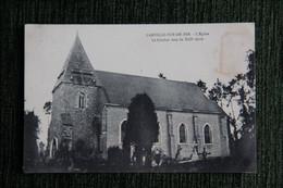 CARVILLE POT DE FER - L'Eglise, Le Clocher Date Du XIII E S. - Altri Comuni