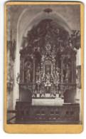 CDV - Kirche Maria Hilf In MONDSEE - Autriche - Phot. F. Kohaut à Mondsee - Old (before 1900)
