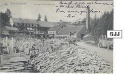 WALCOURT - YVES-GOMEZEE - Marbrerie St-Lambert - Edit. Ad. Saint-Hubert - Yves-Gomezée - 1909 - RARE - Walcourt