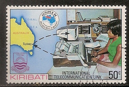 KIRIBATI OBLITERE - Kiribati (1979-...)
