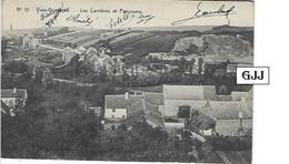 WALCOURT - YVES-GOMEZEE - Les Carrières Et Panorama - N° 15 - Walcourt