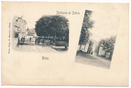 2c.866.  Dintorni Di SCHIO - Vicenza - MALO - 1901 - Other Cities