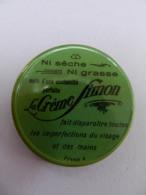 Miroir De Poche Publicitaire CREME SIMON (vert ) - Other