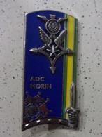 Insigne 207° Promotion ENSOA Adc Morin - ALAT - Sahara - Sous Officiers - Esercito
