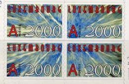 LUXEMBOURG - 1440/1443** Du CARNET 2000 - Nuevos