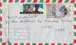 ANGOLA- POVOAMENTO  + 2 Selos - Portugees-Afrika