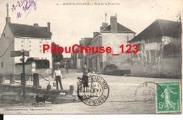 """89 Yonne - MONT SAINT St SULPICE - """" Près De La Fontaine """" - Animation - Efants - Altri Comuni"""