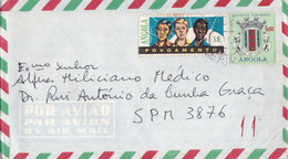 ANGOLA-  1$00 Mais 1$50 - Portugees-Afrika