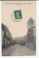 Busserolles Rue De L'église - Andere Gemeenten