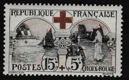 France N°156* 1918 (cote 140) - Ungebraucht