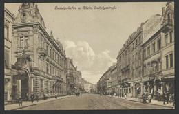 LUDWIGSHAFEN Am Rhein Ludwigsstraße Old Postcard (see Sales Conditions) 03321 - Ludwigshafen