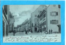 CPA - Souvenir De Delémont - JU Jura