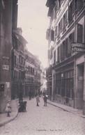 Lausanne, Rue Du Pré, Charcuterie G. Ferrer (3292) - VD Waadt