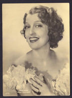 JEANETTE Mac DONALD Movie Film PHOTO 18 X 13 Cm ROSS # K1324 (see Sales Conditions) - Acteurs