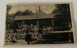 Tilburg - Speeltuin , Sportpark - 1935  Gelopen - Tilburg