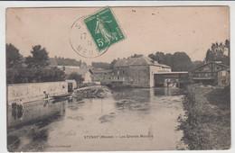 STENAY LES GRANDS MOULINS 1910 TBE - Stenay
