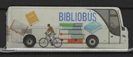 Spain (2020) - Set -  /   Bus - Bicycle - Velo - Bikes - Bicicletas - Books - Libraryp - Cycling