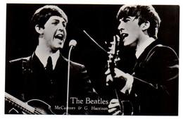 THE BEATLES. (P. McCartney Et G. Harrison). - Music And Musicians