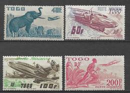 Togo Poste Aérienne N° 17 à  21   Neufs * *  Et Neufs * B/TB  Soldé  Le Moins Cher Du Site ! ! ! - Ohne Zuordnung