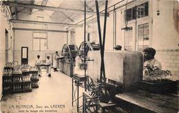 Belgique - Bruxelles-Laeken - Soc. An; La Nutricia - Lavage Des Bouteilles - Laeken