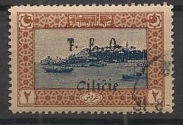 Cilicie - 1919 - N°Yv. 72 - 2pi Brun Et Bleu - Oblitéré / Used - Oblitérés