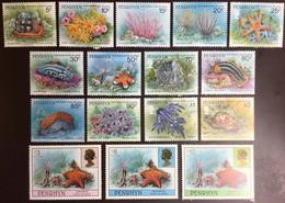 Penrhyn 1993 Marine Life MNH - Meereswelt