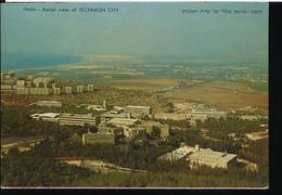 RD762 HAIFA - Aerial View Of Technion City - Israel