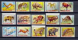 Guinée équatoriale Guinea 015a Faune (Animals & Fauna) En Voie De Disparition Bloc Feuillet MNH ** - Sin Clasificación