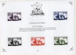BLOC FEUILLET** PATRIMOINE DE FRANCE 2020   LA FRANCE DE NOS REGIONS ST FRONT- PERIGUEUX - Mint/Hinged