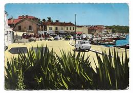 Le Brusc - Centre Commercial Et Port De Pêche 1960 - Otros Municipios