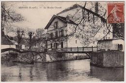 91 - B13414CPA - YERRES - Le Moulin Chaudé - Bon état - ESSONNE - Yerres