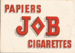 BUVARD - JOB - Tobacco