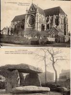 SAINT NAZAIRE - Eglise + Dolmen - Saint Nazaire