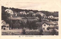 66-FONT ROMEU-N°222-C/0193 - Andere Gemeenten