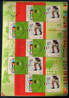 Bloc-feuillet YT N° 49 Champions Du Monde De Football. Neuf ** - Mint/Hinged