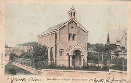 **64 *** BIARRITZ  L'église Sainte Eugénie - TTB - Biarritz