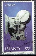 ICELAND # FROM 1995 STAMPWORLD 828 - Gebruikt