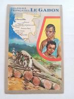TN- Colonies Françaises- Le Gabon- Collection Léon Noir - Andere